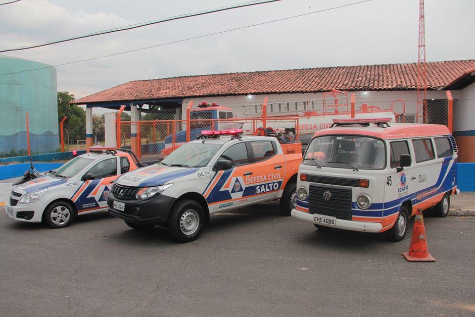 Nova sede da Defesa Civil é entregue pela Prefeitura